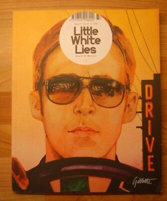 LITTLE WHITE LIES - Issue 37 - Drive. Pre-owned but unread. VGC