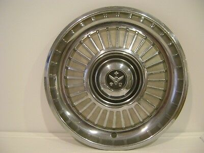 No Clue Ford Chevrolet Chrysler ? Hubcap Hub Cap Plymouth Buick Dodge Oldsmobile