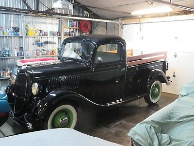 1935 Ford Other Pickups  1935 FORD PICKUP SEE VIDEO ORIGINAL V8 VERY NICE ORIGINAL  TRUCK 34 33 36 37 38
