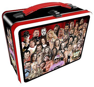 Lunch Box - WWE - LegendsGen 2 Fun Tin Case 48190