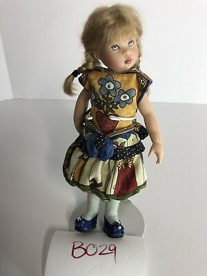 Helen Kish RILEY Doll 7 1/2 in Outfit Included