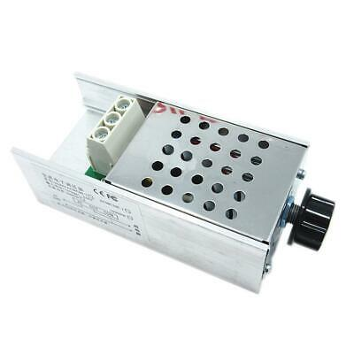 AC110-220V 10000W Motor Speed Controller SCR Voltage Regulator Dimmer Thermostat