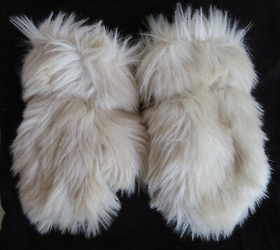 GAP Baby Gap Faux Fur Warm Winter Mittens Size S/M