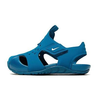 Brand New / Nike Sandals Infant Sunray Protect 2 / Size C8 25 Euro 14cm/ Blue