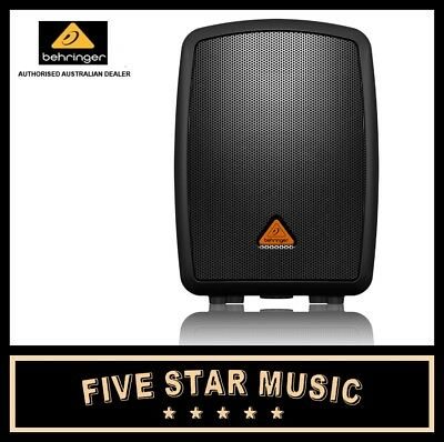 Behringer Europort Mpa40Bt Portable Pa System W/ Bluetooth
