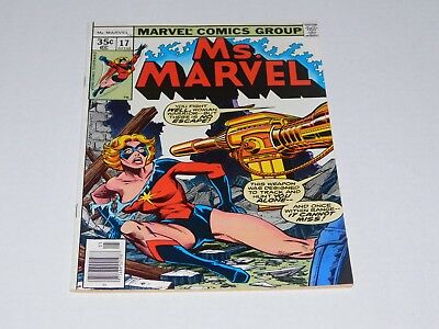MS. MARVEL #17 KEY Cameo Appearance MYSTIQUE Newstand Nice Book