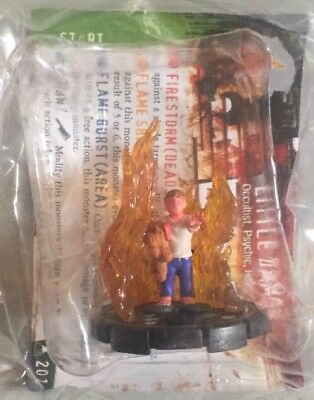 The Lab LITTLE DAMON 201 Sealed LE OP Horrorclix Heroclix