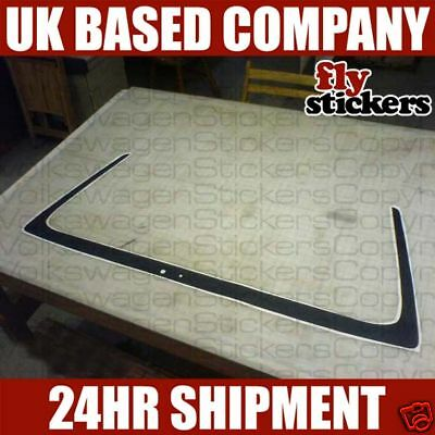 MK2 Golf GTI One Piece Tailgate Decal, VW *NEW* Sticker