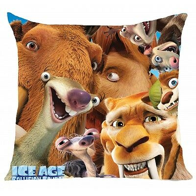 NEW ICE AGE 4 CONTINENTAL DRIFT cushion cover 40x40cm 03
