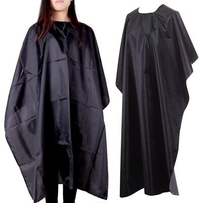 Barber Hairdressing Gown Dye Styling Waterproof Cutting Shampoo Hair Cape Wrap