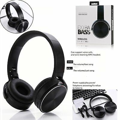 For Sony MDR-XB950BT Extra Bass Wireless Headsets Bluetooth Over Ear Headphone B