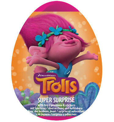 Trolls Surprise Eggs 10g x 18