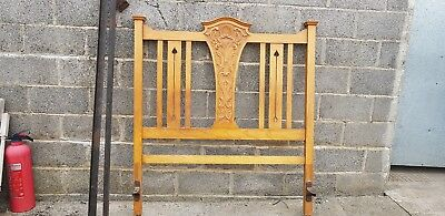 Victorian double bed frame