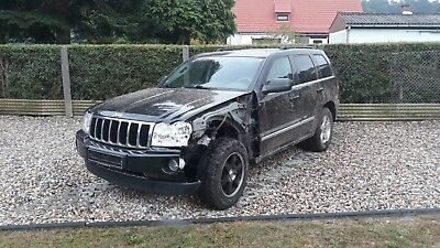 Jeep Grand Cherokee WH 3,0 CRD
