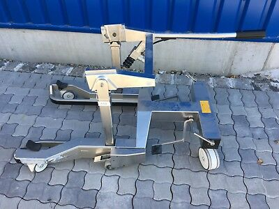 MAQUET OP-Tisch Operating table Lafette  Modell 1140.62C0