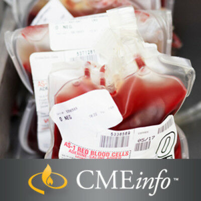 Comprehensive Review of Blood Banking