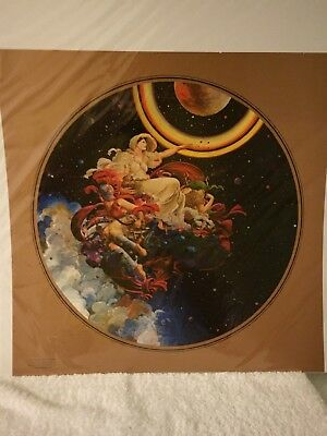 Vintage Fate Showing The Stars By Barry Smith 1977 The Gorblimey Press Nm-
