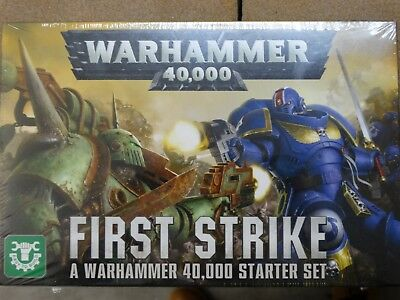 Games Workshop :: Warhammer 40K :: First Strike