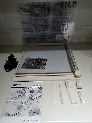 Martha Stewart Crafts Craft Station - LED Light Box