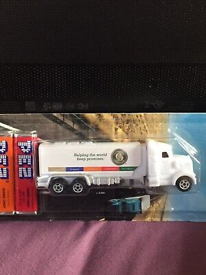RARE Limited Edition Sealed Collectible PEZ Dispenser Old Dominion Freight Lines