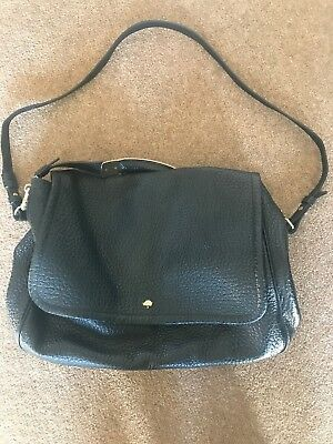 1b045c61ab30 ... reduced mulberry evelina black leather satchel bag great condition rrp  595 ea3a8 5a390