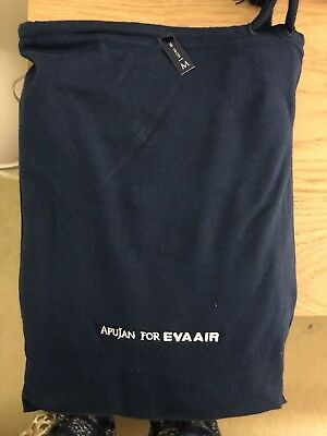 ApuJan For EVA Air Royal Laurel Business Class Pajama Set New Sealed Size:L or M