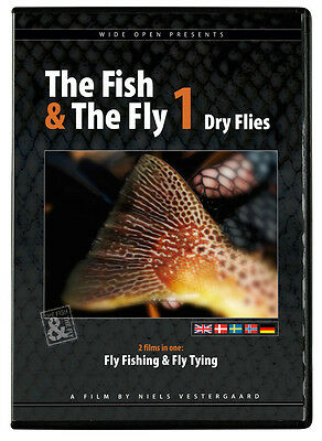 The Fish and the Fly 1 Fliege Fliegenbinden Dry Flies