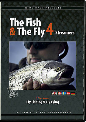 The Fish and the Fly 4 Streamers Fliegenfischen