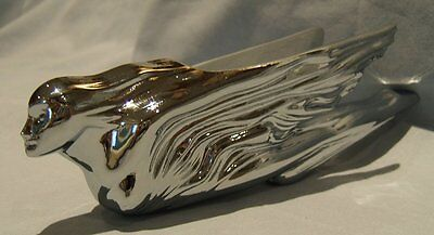 Chrome 1931 Cadillac Style Car Bonnet Mascot Badges & Mascots