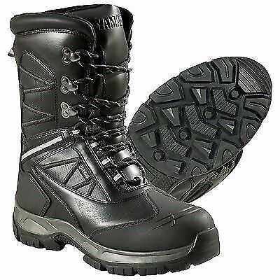 New Yamaha Size 11 Glacier Snowmobile Snow Boot Black Smb-13Agb-Bk-11 Free Ship!