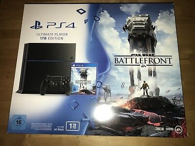 Sony Playstation 4 Star Wars Battlefront Edition - Originalverpackung
