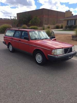 1993 Volvo 240 -- 1993 Volvo 240  216,945 Miles   4 Cylinder Engine 2.3L/141 Automatic