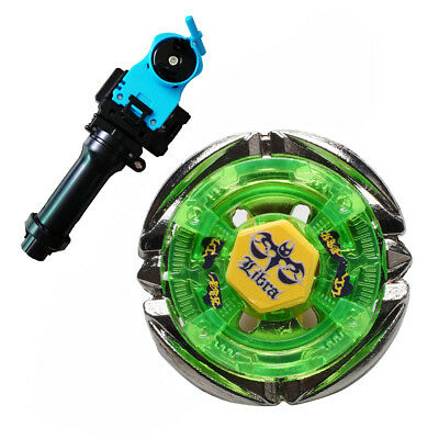 Beyblade Metal Flame LIBRA Fusion Masters BB48 With Handle Launcher