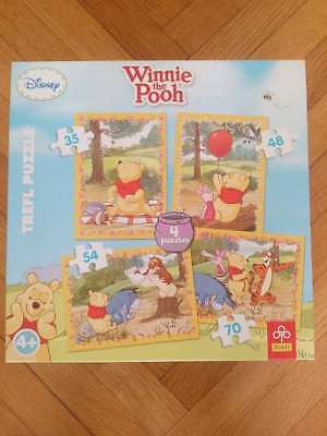 Winnie the Pooh Puzzle, TOP