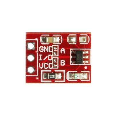 10PC TTP223 Touch Key Module Capacitive Settable Self-lock Switch Module