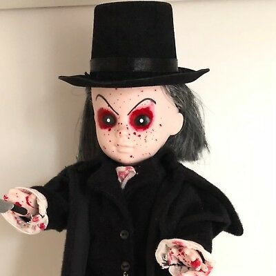 Living Dead Dolls - Jack the Ripper - Exclusive - Mezco Horror Puppe Gothic