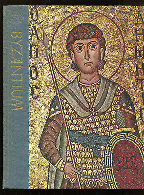 Byzantium  Great Ages Of Man Series  Time – Life Books  Hardcover  ©1996