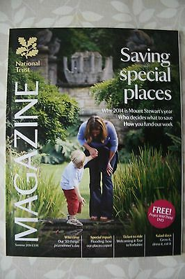 National Trust Magazine, Summer 2014: Flooding, Mount Stewart, 'The Mill'