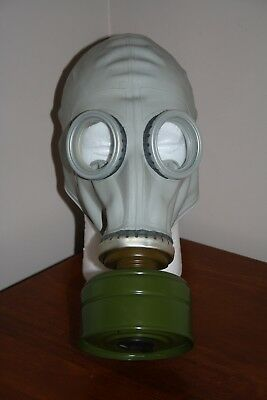 RUSSIAN GAS MASK GP5 (STALKER, HALLOWEEN) COLD WAR / MASK ONLY (size 0, Xs Only)
