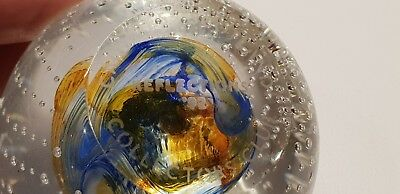 Caithness Glass Paperweight - Collectors Club '92