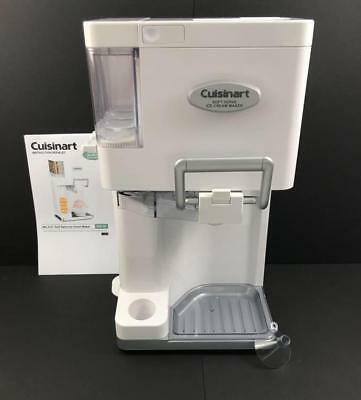 Cuisinart ICE-45FR  Mix It In Soft Serve  Ice Cream Maker 1-1/2-Qt. White