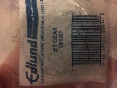 1 new in package #1 Gear G003SP for Edlund Commercial #1 Can Opener