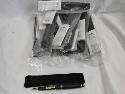 Drug Rep Pharmaceutical Zagam Pens Lot Of 15 New In Plastic!