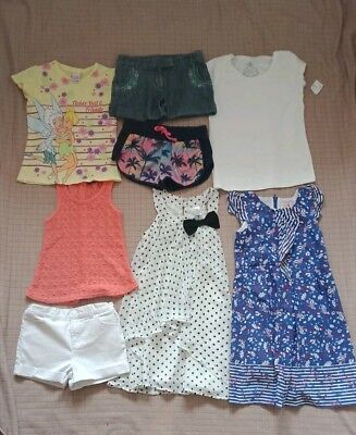 Girls Clothes Size 7 Bulk Pack With 8 Items Inc Bardot Junior