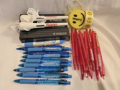 Drug Rep Pharmaceutical Nasacort New Lot Of Yo-Yo, Smiley Stickers & Pens!