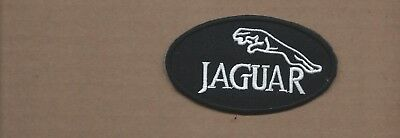 New 2 1/8 X 3 5/8 Inch Jaguar Iron On Patch Free Shipping