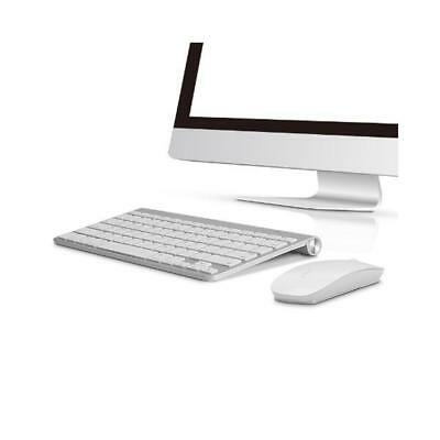 Bluetooth Keyboard Mouse Combo for iPad/iPhone