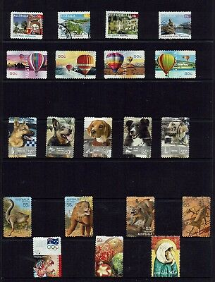 Australia Decimal. Stamps From   2008  Collection...all Different