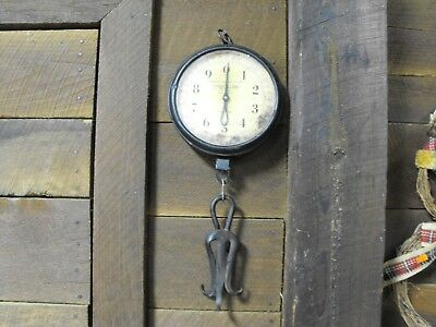 VINTAGE CHATILLON SCALES New York TYPE 720