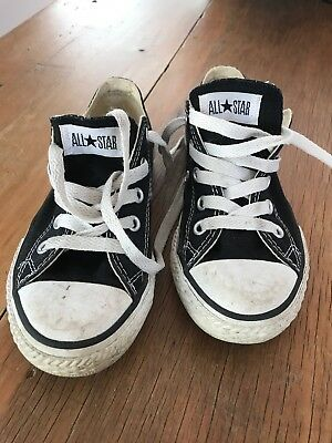 Converse All Star Girls Boys Kids Sneakers Shoes US 12.5 UK 12 EU 30 / 18.5cm